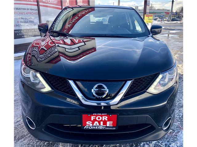 2018 Nissan Qashqai SV (Stk: 257934) in Toronto - Image 3 of 14