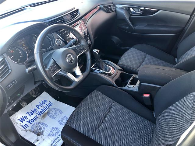2018 Nissan Qashqai SV (Stk: 257934) in Toronto - Image 9 of 14