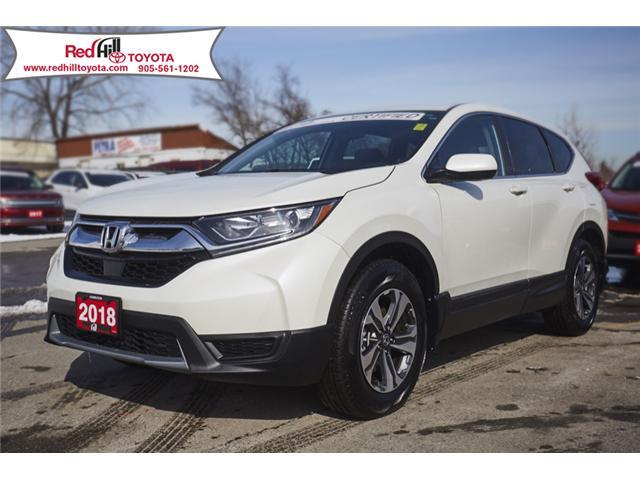 2018 Honda CR-V LX (Stk: 77671) in Hamilton - Image 1 of 20