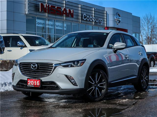 2016 Mazda CX-3 GT (Stk: KW319715A) in Cobourg - Image 1 of 30
