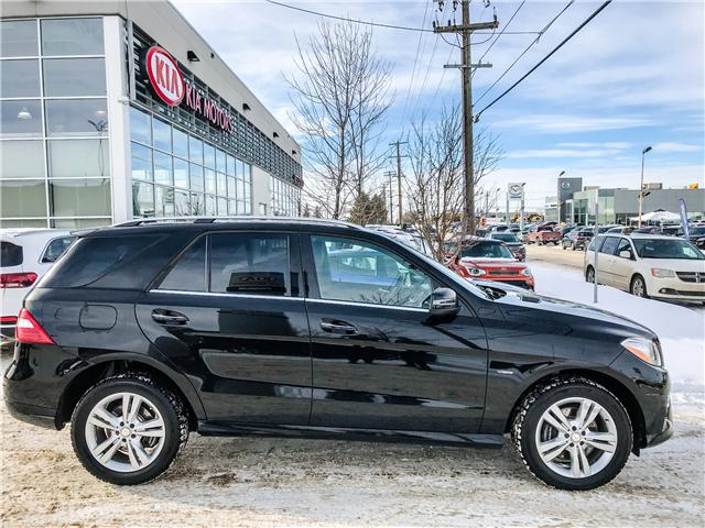 2012 Mercedes-Benz M-Class Base (Stk: 7268A) in Edmonton - Image 2 of 29