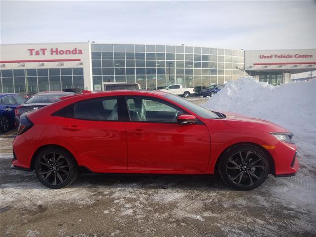 2019 Honda Civic Sport (Stk: 2190552) in Calgary - Image 2 of 9