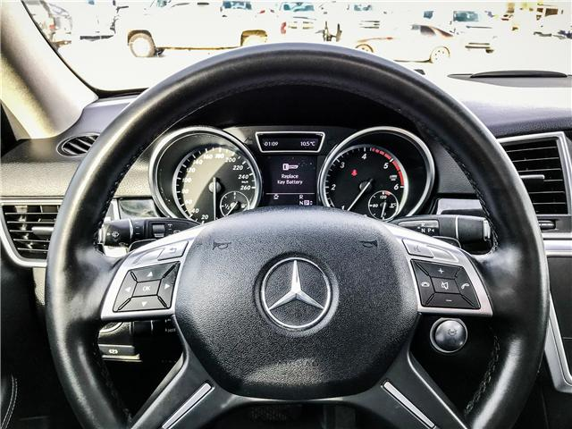 2012 Mercedes-Benz M-Class Base (Stk: 7268A) in Edmonton - Image 19 of 29