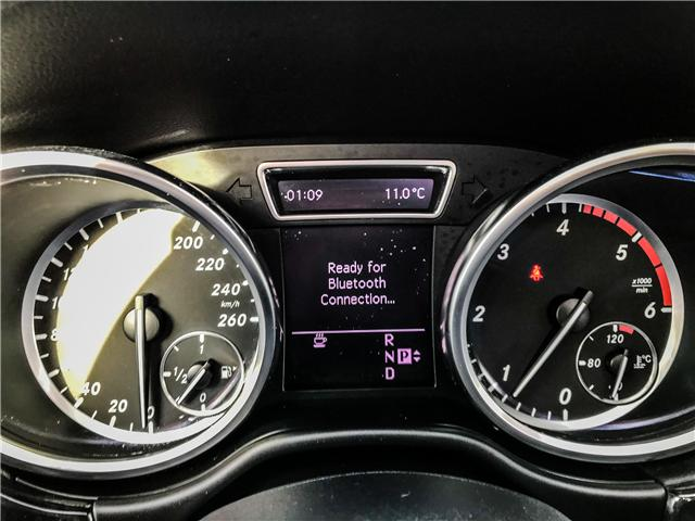 2012 Mercedes-Benz M-Class Base (Stk: 7268A) in Edmonton - Image 21 of 29