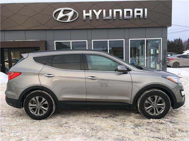 2015 Hyundai Santa Fe Sport 2.4 Base (Stk: 19010A) in Pembroke - Image 1 of 23