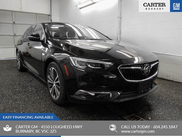 2018 Buick Regal Sportback Essence (Stk: 68-24400) in Burnaby - Image 1 of 12