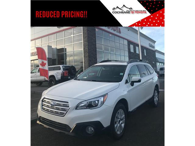 2017 Subaru Outback 2.5i Touring (Stk: 2793) in Cochrane - Image 1 of 18