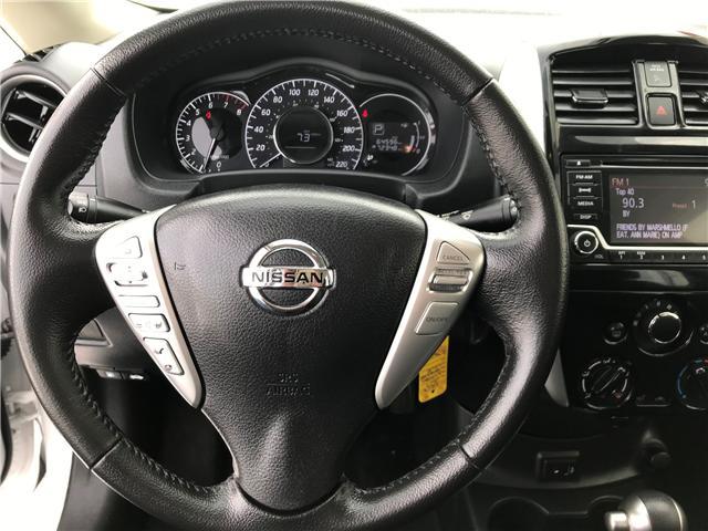 2017 Nissan Versa Note 1.6 SV (Stk: NE117) in Calgary - Image 11 of 19