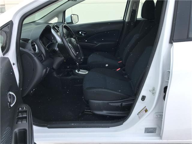2017 Nissan Versa Note 1.6 SV (Stk: NE117) in Calgary - Image 10 of 19