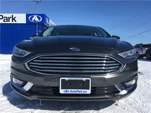 2018 Ford Fusion Titanium (Stk: 18-36447) in Georgetown - Image 2 of 25