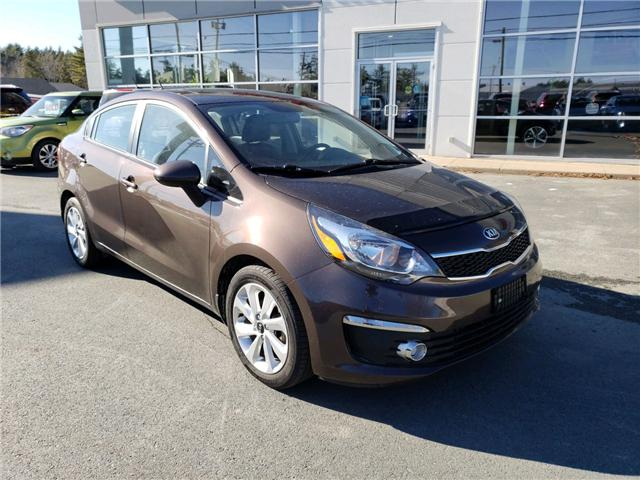 2016 Kia Rio EX+ w/Sunroof (Stk: 18105A) in Hebbville - Image 1 of 26