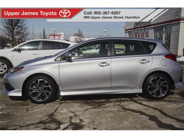2017 Toyota Corolla iM Base (Stk: 56283) in Hamilton - Image 2 of 16