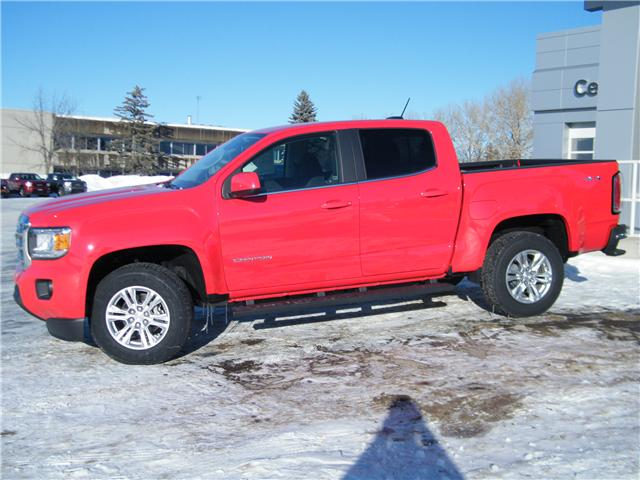 2019 GMC Canyon SLE (Stk: 56219) in Barrhead - Image 2 of 17