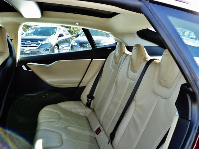 2012 Tesla Model S   85   SIGNATURE (Stk: 1462) in Orangeville - Image 11 of 20