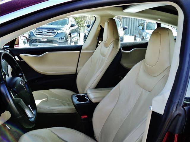 2012 Tesla Model S   85   SIGNATURE (Stk: 1462) in Orangeville - Image 10 of 20