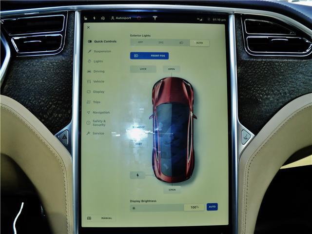 2012 Tesla Model S   85   SIGNATURE (Stk: 1462) in Orangeville - Image 17 of 20