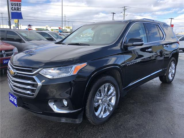 2018 Chevrolet Traverse High Country (Stk: 19092) in Sudbury - Image 3 of 19