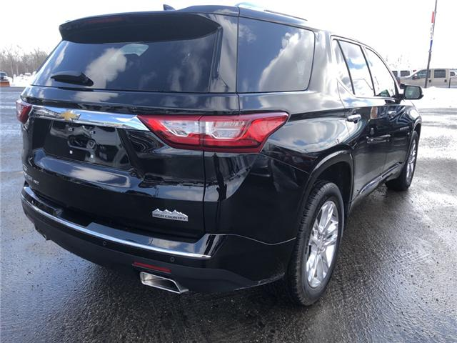 2018 Chevrolet Traverse High Country (Stk: 19092) in Sudbury - Image 6 of 19