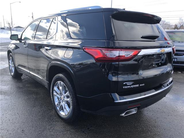 2018 Chevrolet Traverse High Country (Stk: 19092) in Sudbury - Image 4 of 19