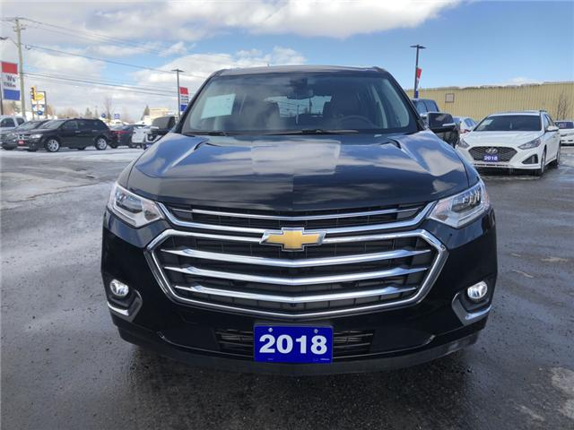 2018 Chevrolet Traverse High Country (Stk: 19092) in Sudbury - Image 2 of 19