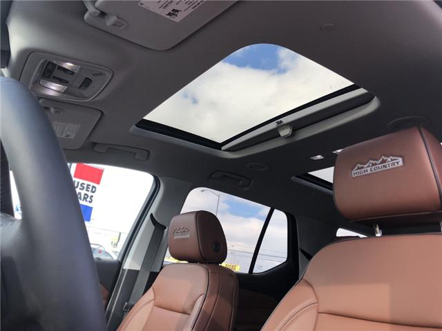 2018 Chevrolet Traverse High Country (Stk: 19092) in Sudbury - Image 15 of 19