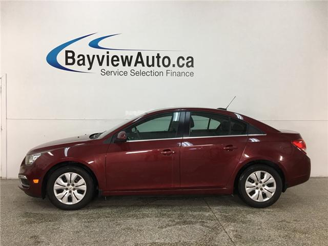 2015 Chevrolet Cruze 1LT (Stk: 34222J) in Belleville - Image 1 of 25