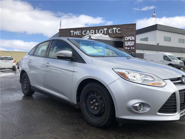 2013 Ford Focus SE (Stk: 19041-1) in Sudbury - Image 1 of 9