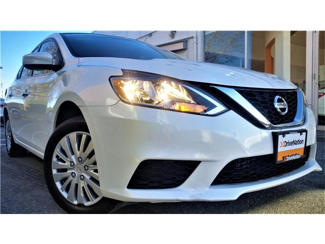 2016 Nissan Sentra 1.8 S (Stk: G0130) in Abbotsford - Image 4 of 22