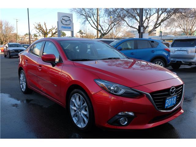 2016 Mazda Mazda3 GT (Stk: 434956A) in Victoria - Image 1 of 24