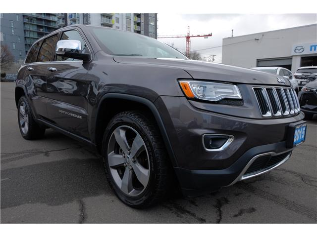 2015 Jeep Grand Cherokee Limited (Stk: 7860A) in Victoria - Image 1 of 20