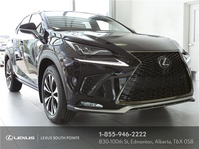 2018 Lexus NX 300 Base (Stk: L800257) in Edmonton - Image 1 of 21