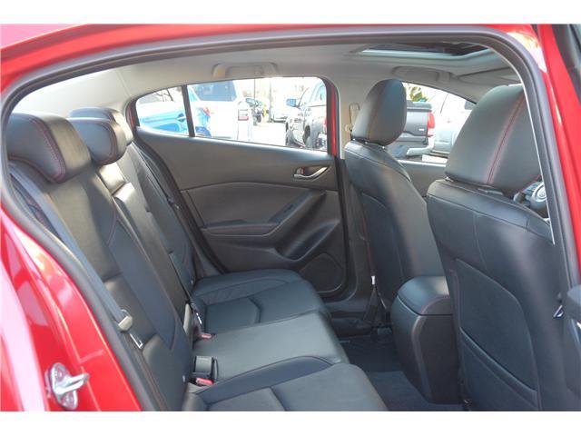2016 Mazda Mazda3 GT (Stk: 434956A) in Victoria - Image 19 of 24