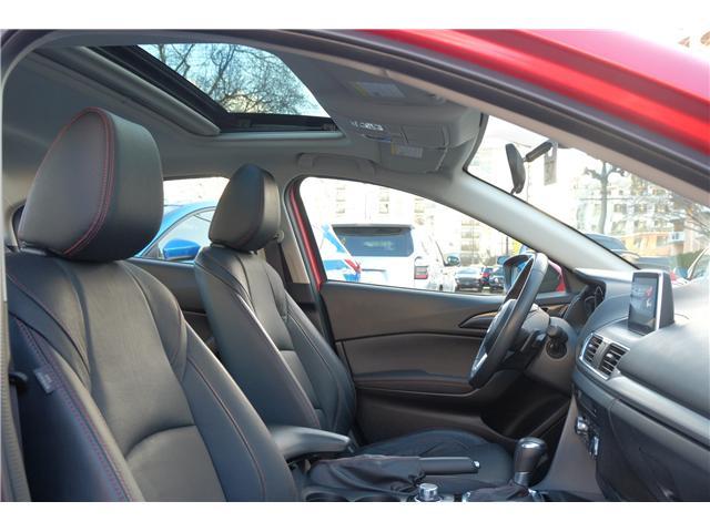 2016 Mazda Mazda3 GT (Stk: 434956A) in Victoria - Image 21 of 24