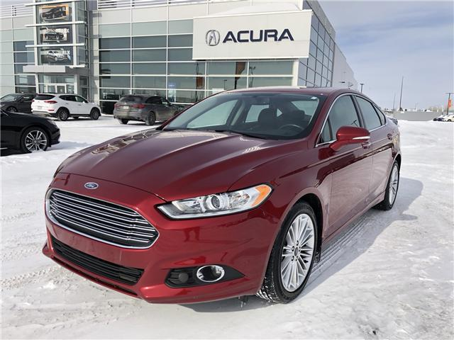 2016 Ford Fusion SE (Stk: A3943A) in Saskatoon - Image 1 of 23
