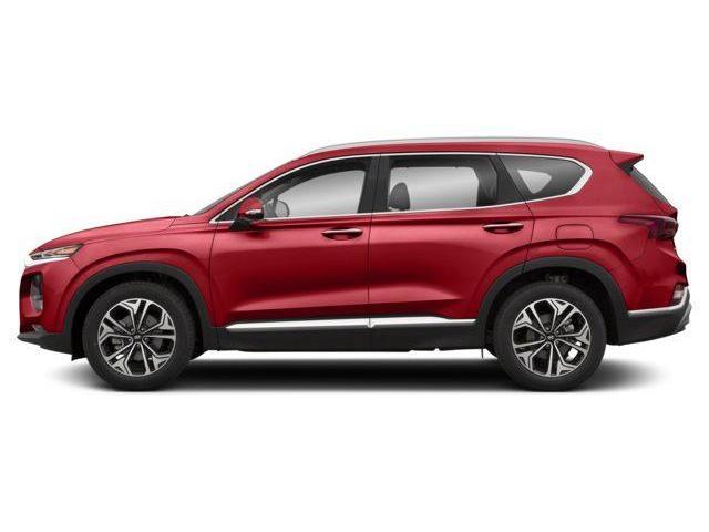2019 Hyundai Santa Fe Luxury (Stk: 39070) in Mississauga - Image 2 of 9