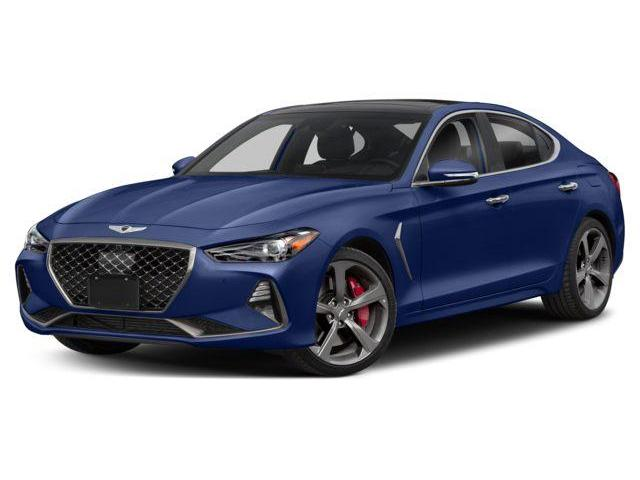 2019 Genesis G70 2.0T Advanced (Stk: 39563) in Mississauga - Image 1 of 8