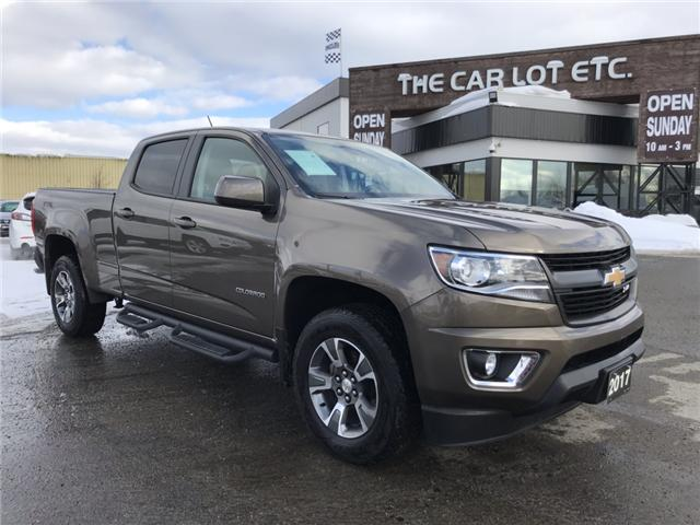 2017 Chevrolet Colorado Z71 (Stk: 19093) in Sudbury - Image 1 of 18