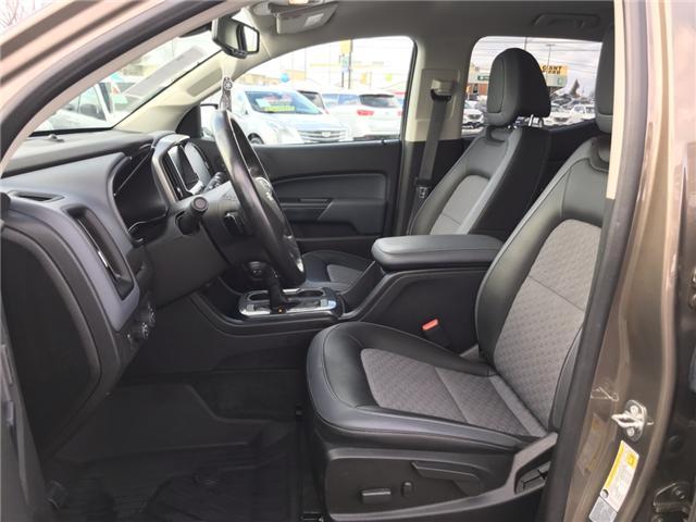 2017 Chevrolet Colorado Z71 (Stk: 19093) in Sudbury - Image 13 of 18