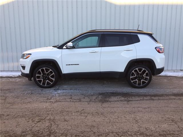 2017 Jeep Compass Limited (Stk: SUB1559A) in Charlottetown - Image 3 of 29