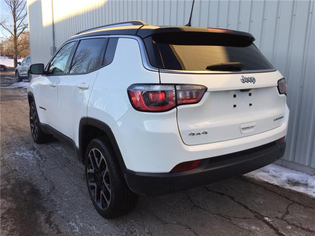 2017 Jeep Compass Limited (Stk: SUB1559A) in Charlottetown - Image 4 of 29