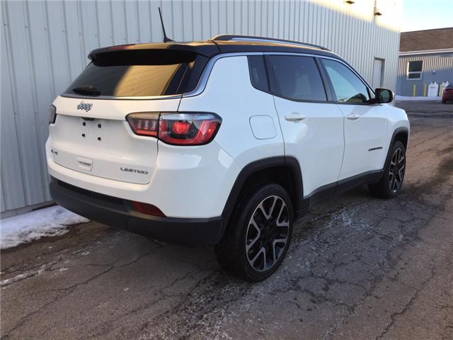 2017 Jeep Compass Limited (Stk: SUB1559A) in Charlottetown - Image 8 of 29