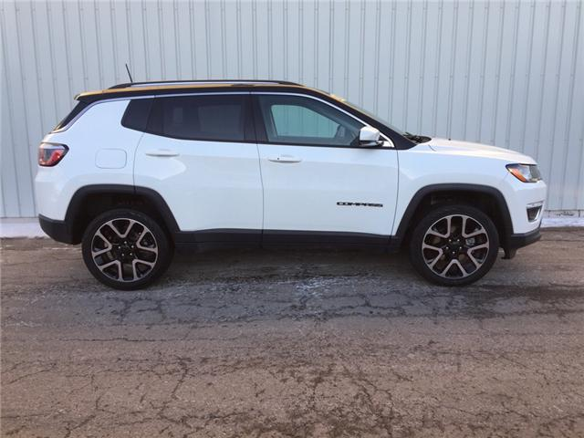 2017 Jeep Compass Limited (Stk: SUB1559A) in Charlottetown - Image 9 of 29