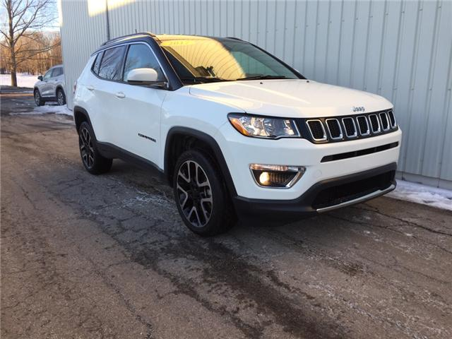 2017 Jeep Compass Limited (Stk: SUB1559A) in Charlottetown - Image 10 of 29