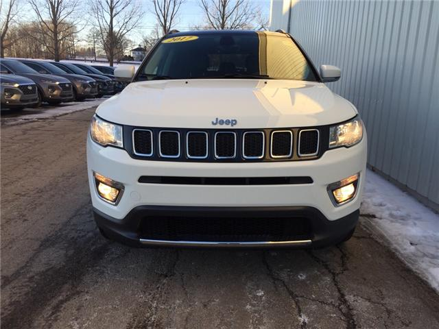 2017 Jeep Compass Limited (Stk: SUB1559A) in Charlottetown - Image 11 of 29