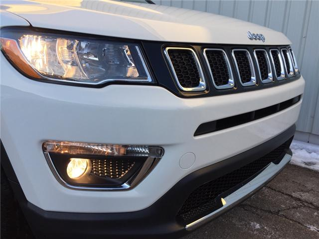 2017 Jeep Compass Limited (Stk: SUB1559A) in Charlottetown - Image 12 of 29