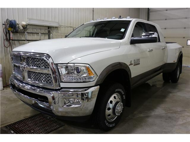 2018 RAM 3500 Laramie (Stk: JT164) in Rocky Mountain House - Image 1 of 30