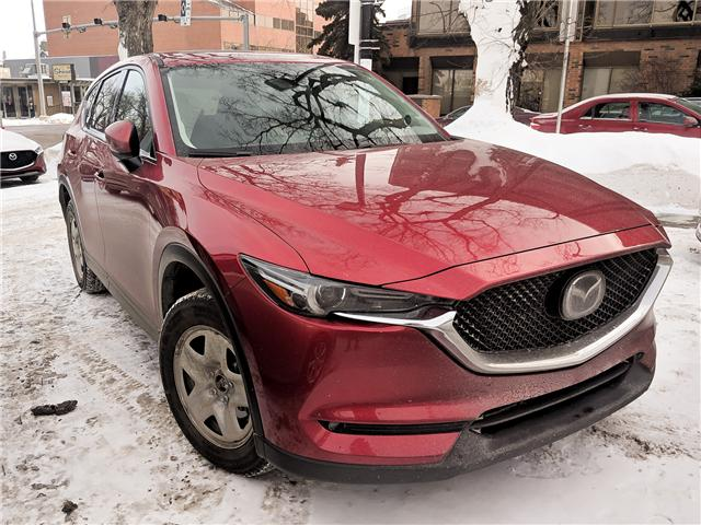 2019 Mazda CX-5 GT (Stk: H1579) in Calgary - Image 1 of 1