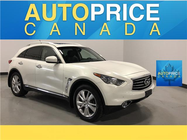 2015 Infiniti QX70 Base (Stk: F0129) in Mississauga - Image 1 of 28