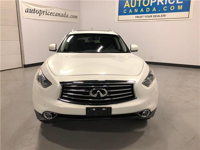 2015 Infiniti QX70 Base (Stk: F0129) in Mississauga - Image 2 of 28