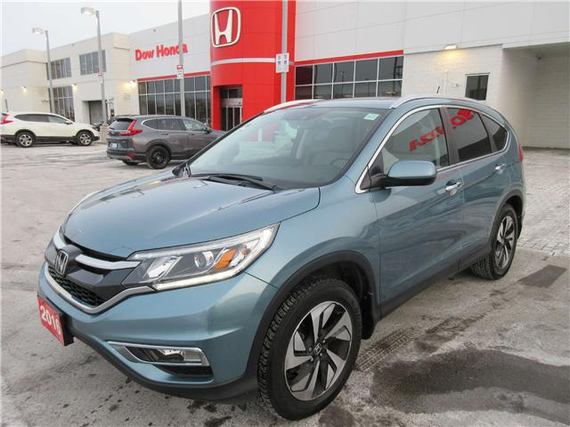 2016 Honda CR-V Touring (Stk: 26646L) in Ottawa - Image 1 of 11